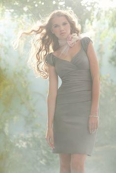 Disney's Fairy Tale Weddings by Alfred Angelo bridesmaid dress, Style 506S #bridesmaid #wedding