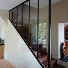 S paration de pi ces en fineline verrieres d 39 interieur for Separation vitree facon atelier