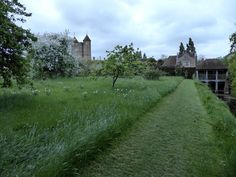 To visit Sissinghurst Castle's without the crowds, stay overnight in the Priest's House in the white garden and wander the gardens freely at dawn and dusk.