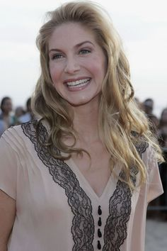 Elizabeth Mitchell - loved her as Linda McCartney and as Mrs. Claus.