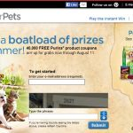 Win Cat and Dog Products Instantly