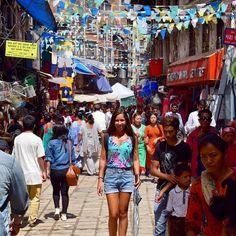 Cultural discoveries in Thamel Kathmandu!  . . . #nepal #thamel #kathmanduvalley #kathmandu  #dametraveler #wearetravelgirls #girlslovetravel #girlsvsglobe #darlingescapes #outdoorwomen #girlsthatwander #travelgirldiary #shetravels #sheisnotlost #ladiesgoneglobal #sheexplores #girlsabroad #travelgirlsgo #globelletravels #girlswithgypsysouls #girlaroundtheworld #explorerbabes #femaletravel #girlsborntotravel #girlsjustwannatravel #thetravelwomen #travelingchicas #femmetravel #nomadgirls