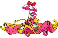 Wacky Races - I loved this cartoon too.