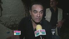 Federico Figueroa reacciona a los comentarios sobre la muerte de Joan Sebastian (VIDEO)