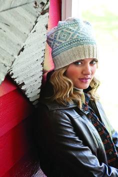 Ravelry: Scandinavian Hat pattern by Kate Gagnon Osborn