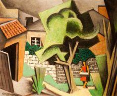 Landscape - Jean Metzinger