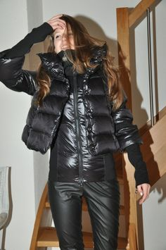 Puffer jacket girls - 3 7