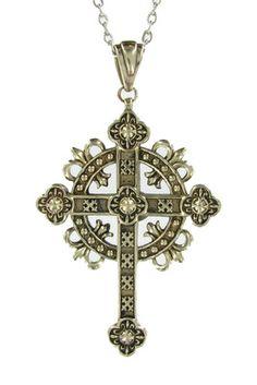 So love this Marche Noir Gothic Cross