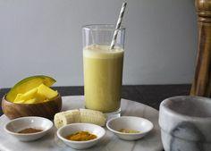 Turmeric Smoothie! Recipes   Maharishi Ayuveda