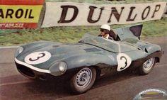 1957 Le Mans Jaguar type D