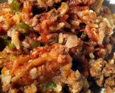 Stuffed Cabbage Casserole - Crock Pot recipe snapshot