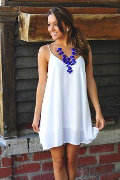 Feeling Fabulous Dress: Royal Blue & Nothing Could Break Us Dress: White & Romeo And Juliet Dress: Black