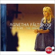 ABBA - Agnetha Faltskog. CD album Thats Me Greatest Hits. One Way Love NEW