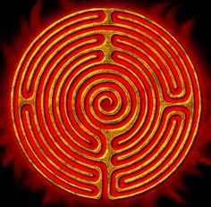 Labyrinth of the sun