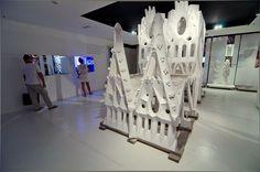 ¿Conocéis el Gaudí Centre en #Reus, ciudad natal de Antoni Gaudí? Un vanguardista centro de interpretación dedicado a la vida y obra del arquitecto. #modernismo #viajes #Tarragona #CostaDaurada #travel