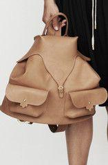 MILOU - Tulip shaped rucksack