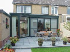mooie vorm voor veranda en terras - Vgas-Veranda