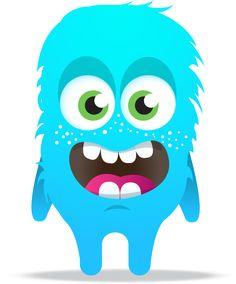 Fuentes' English Corner : Choose your favourite Avatar_Class Dojo Dojo Monsters, Cartoon Monsters, Cute Monsters, Monsters Inc, Little Monsters, Class Dojo, Kids Mania, Dojo Points, Doodle Monster