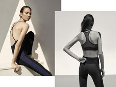 Ernest Leoty is a new athleisure brand, designed with a Parisian sensibility and a focus on couture details. Yoga Fashion, Sport Fashion, Workout Wear, Workout Tanks, Fitness Photoshoot, Sports Brands, Womens Workout Outfits, Sportswear Brand, Fit Women