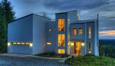 Thomas Eco House, Stanwood, Washington
