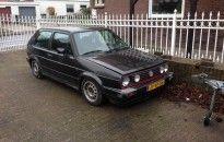 Volkswagen Golf 1.8 gti 1986