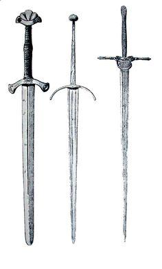 Espadas.