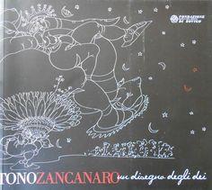 Tono Zancanaro - un disegno degli dei