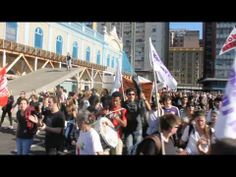 Ato Copa do Mundo - 12/06, Porto Alegre