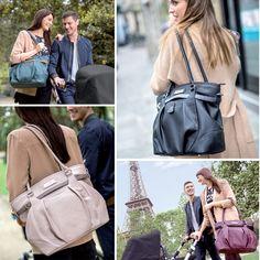 Glitter Bag #ChangingBag #Babymoov #MyBagMyStyle #FashionMum #Chic #Glamour #ItBag
