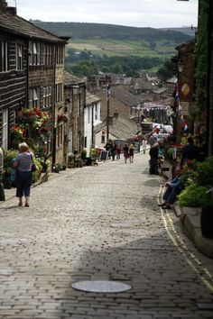 Haworth is the Brontë sisters' home village. If you're a literary buff or just love quaint little villages, this is the place to go. Beautiful scenery, walks, and adorable cafés and odd shops tucked away off of the cobbled streets.