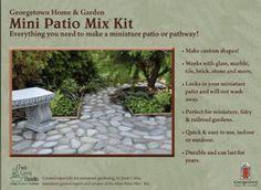 Amazon.com: Fairy Gardening Patio Mix: Home & Kitchen