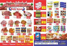 Encartes de Supermercados: Encarte Santo Antônio - válido até 03/10