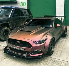 By Nasty Mustang! By Nasty Mustang! By Nasty Mustang! Luxury Sports Cars, Best Luxury Cars, Exotic Sports Cars, Jdm, Sexy Autos, Bmw Autos, Mustang Cars, Ford Mustang Gt 2017, Widebody Mustang