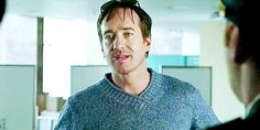 Matthew Macfadyen in Welcome to Karastan
