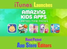 "iTunes launches new ""Kids Apps on the App Store"" promotion for discounted apps http://www.smartappsforkids.com/2014/06/itunes-launches-new-kids-apps-on-the-app-store-promotion.html"