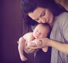 holding babies hand x