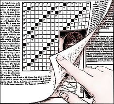 Le Parole Crociate Crossword Puzzle