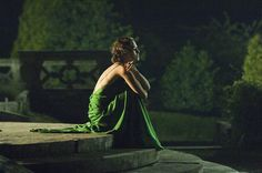 Keira Knightley - Atonement - Green dress by Chanel