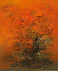 Zao Wou-ki, 1960