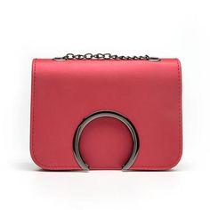 Small Chain Flap Cross-body Bag