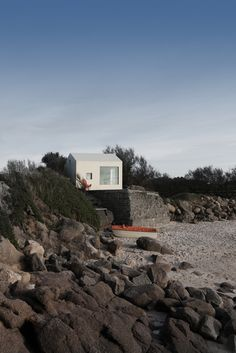 Gallery of Viking Seaside Summer House / FREAKS Architecture - 1