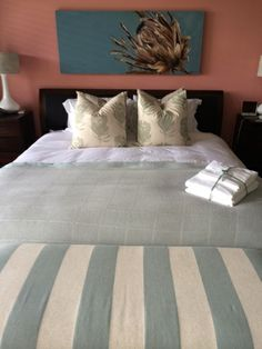 main bedroom @ designsbyday.net Decor, Furniture, House, Beautiful Homes, Home Decor, Bed, Main Bedroom