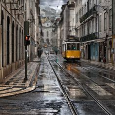 Lisbon streets by Jorge_Maia Architecture Photo, Travel Pictures, Skyscraper, Abstract, Nature, Photography, Image, Nice Travel, Lisbon Portugal