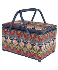 Ianthe Print Sewing Box, Liberty London. Shop more Liberty London collection online at Liberty.co.uk