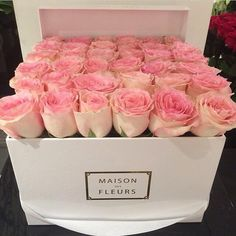 Image uploaded by Find images and videos about pink, flowers and rose on We Heart It - the app to get lost in what you love. Love Rose, My Flower, Pretty Flowers, Pretty In Pink, Deco Floral, Arte Floral, Flower Boxes, Beautiful Roses, Girly Things