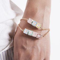 Cry Baby Blocks Bracelet  - Accessories