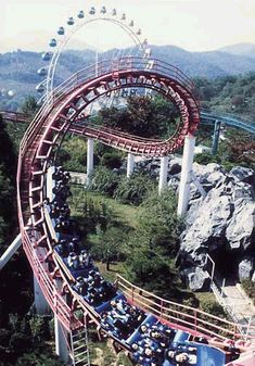 Everland Theme Park, South Korea. Consider one of the best theme parks in the world.