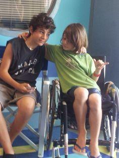 Ma quanto siete carini?! Mirko e Lollo