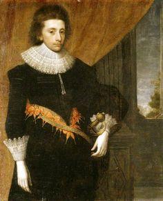 Sir Percy Herbert (c.1598–1667), 2nd Baron Powis