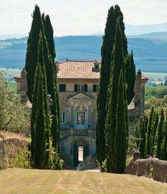 Villa Cetinale , Sovicille, Siena, Tuscany